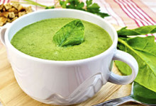 Mighty Greens Gazpacho