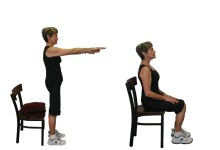Chairs Exercise