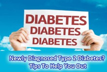 Newly diagnosed with diabetes type 2