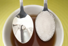 Sweeteners help reduce and maintain weight