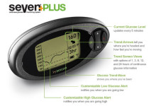 Seven Plus CGM from Dexcom